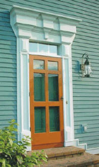 122 Jefferson Style Screen Storm Door
