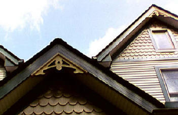 Corbels And Gable Ornaments
